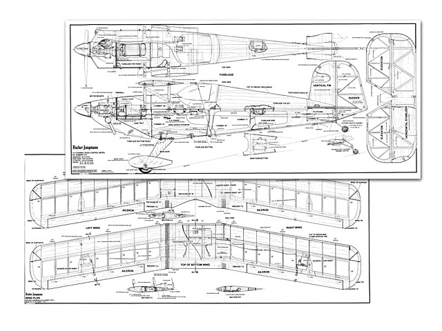 Bucker Jungmann - plan thumbnail image