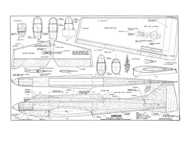 Arrow 60 - plan thumbnail image