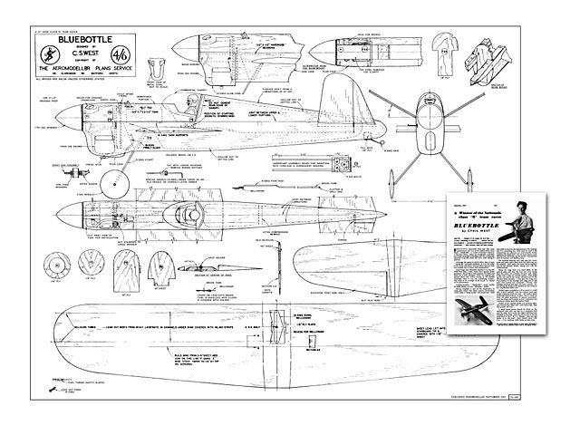 Bluebottle - plan thumbnail image