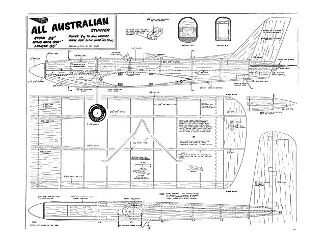 All Australian Mk2 (oz5616) by Ken Taylor from Hearns Hobbies