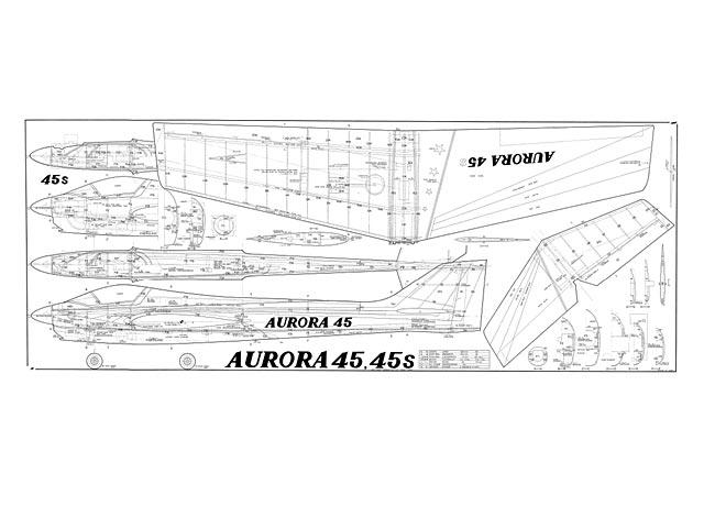 Aurora 45 - plan thumbnail image