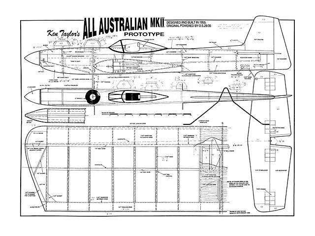 All Australian (oz5691) by Ken Taylor 1955