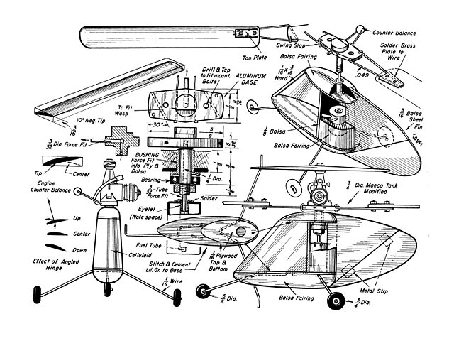1/2A Helicopter  - plan thumbnail image
