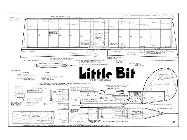 Little Bit plan - Free download - Outerzone