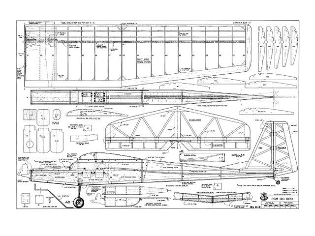 RCM Big Bird - plan thumbnail image