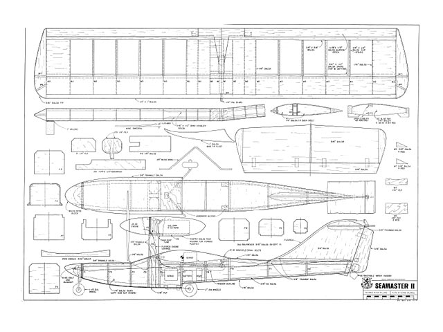 Seamaster II - plan thumbnail image