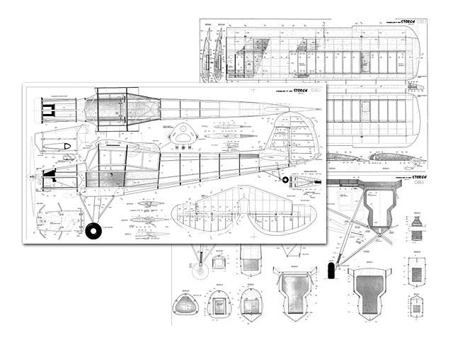 Fieseler Fi 156 Storch - plan thumbnail image
