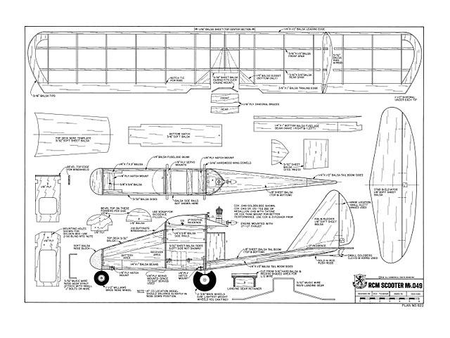RCM Scooter .049 - plan thumbnail image