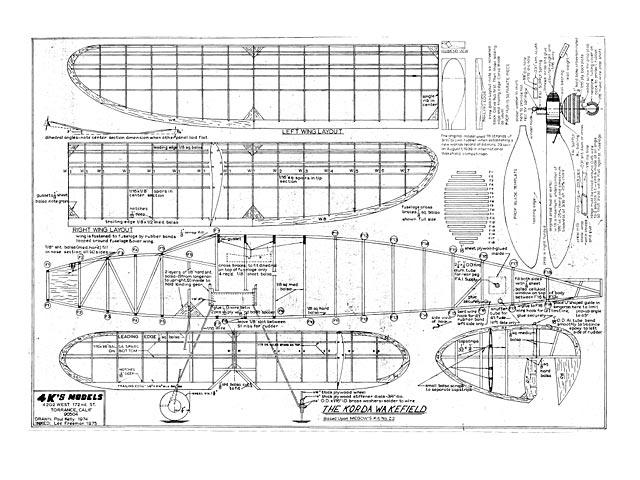 Korda Wakefield - plan thumbnail image