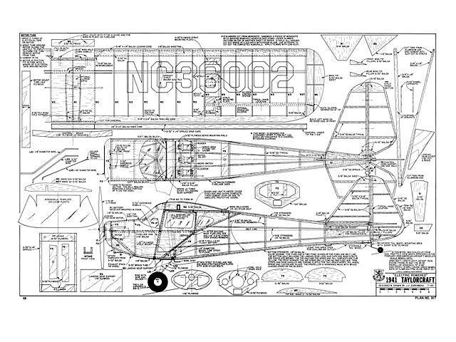 Oz Taylorcraft Plan Free Download