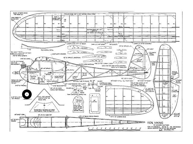 Viking 110 plan - Free download - Outerzone