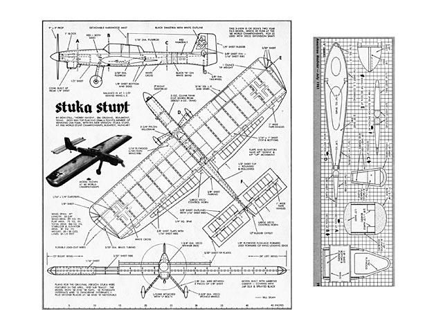 Stuka Stunt - plan thumbnail image