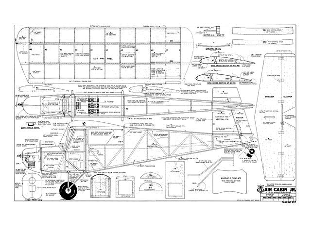 Air Cabin Jr - plan thumbnail image
