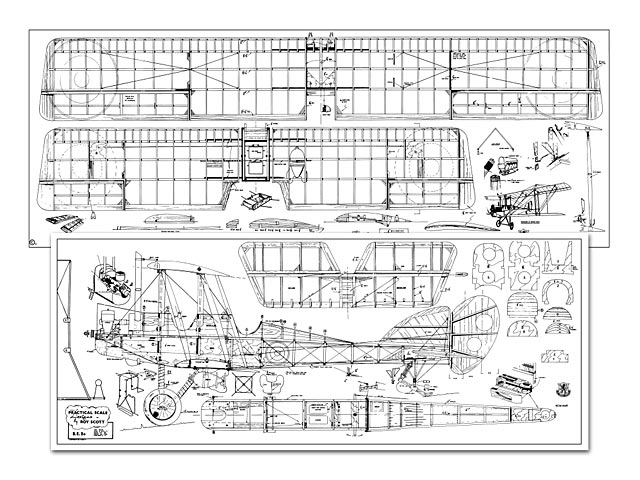 RAF BE2e - plan thumbnail image