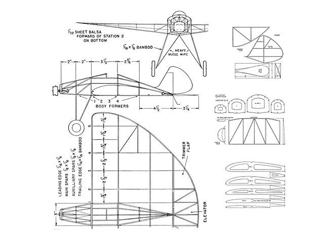 Arup Flying Wing - plan thumbnail image