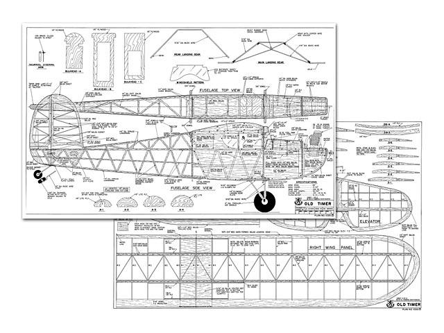 Old Timer - plan thumbnail image