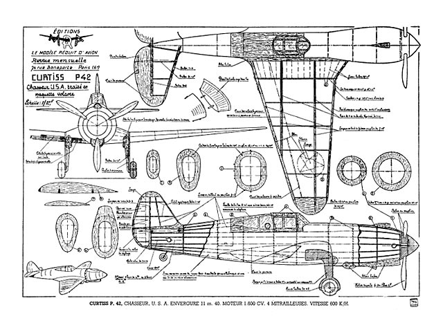 Curtiss P42 (oz654) from MRA 1941