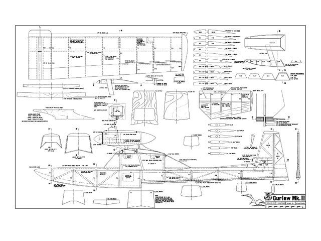 Curlew MkII - plan thumbnail image