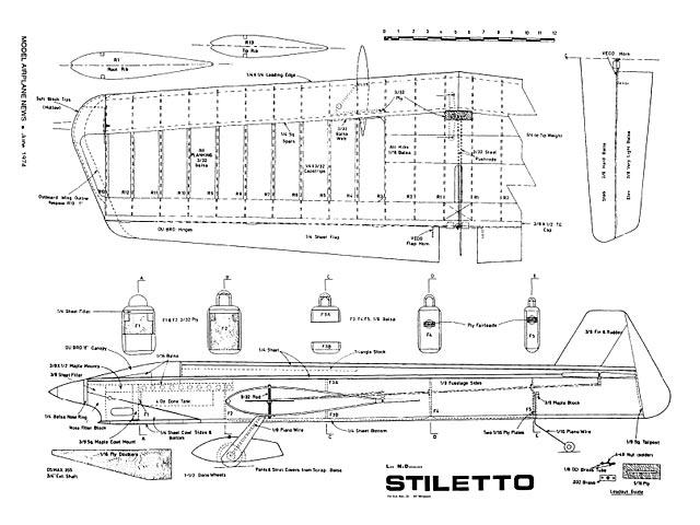 Stiletto - plan thumbnail image