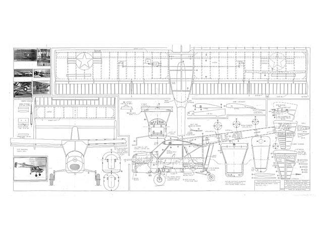 Boeing XL/YL-15 Scout - plan thumbnail image