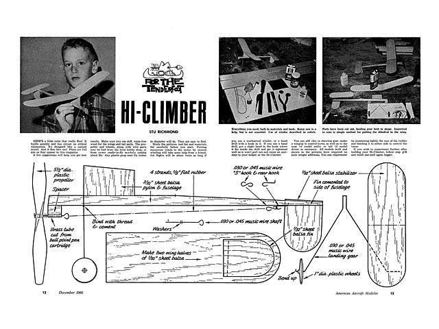 Hi Climber - plan thumbnail image