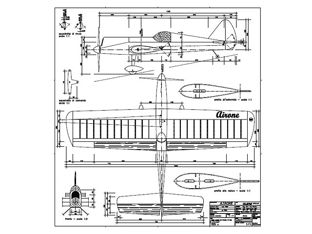 Airone - plan thumbnail image