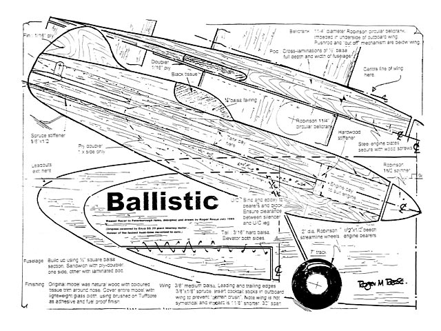 Ballistic (oz6855) by Roger M Reese 1999