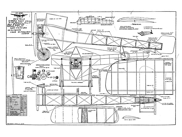 Bleriot (oz6885) by Unknown from MRA 1946