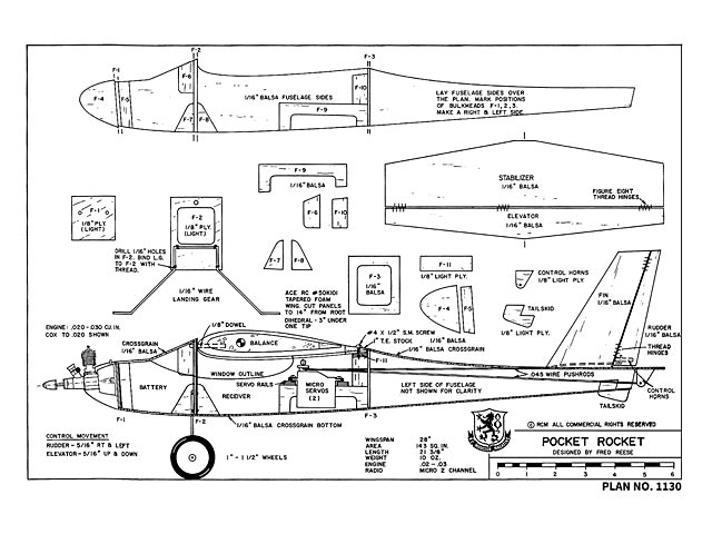 Pocket Rocket - plan thumbnail image