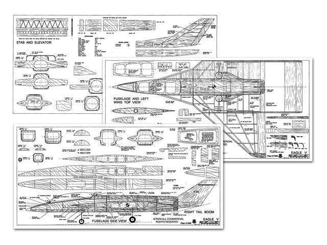 Eagle V - plan thumbnail image