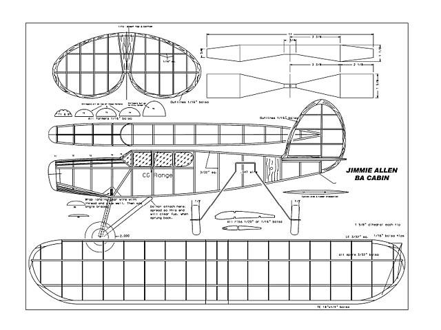 Jimmie Allen BA Cabin - plan thumbnail image