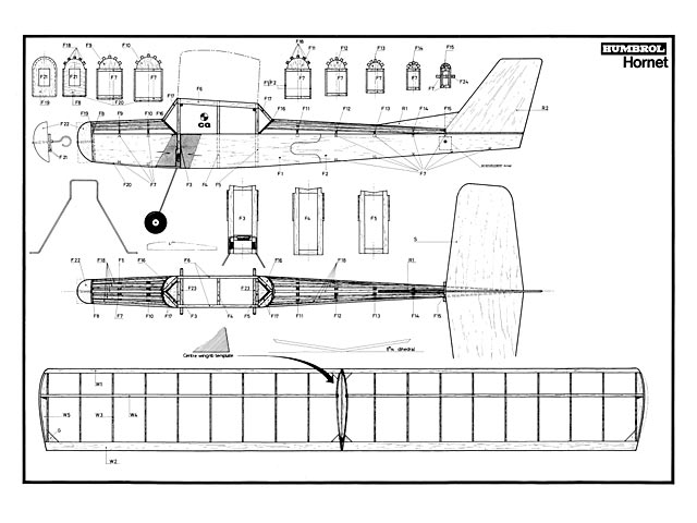 Hornet - plan thumbnail image