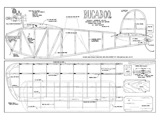 Bugaboo - plan thumbnail image