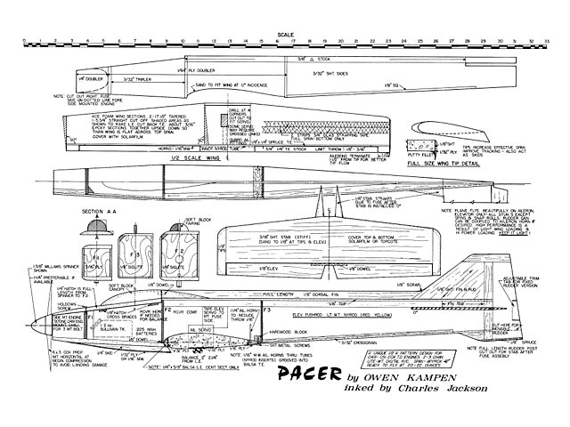 Pacer plan - Free download - Outerzone