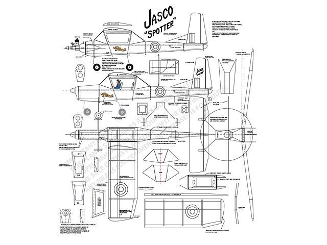 Jasco Spotter - plan thumbnail image
