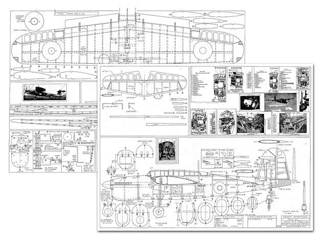Fairey Barracuda (oz7275) by Jack Lynn Bale 2000