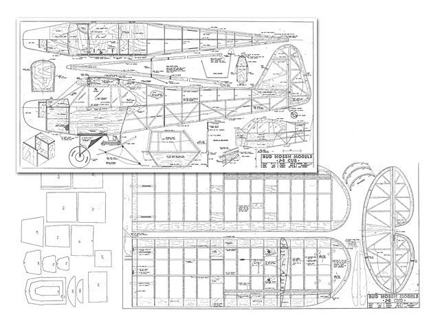 J-3 Cub plan - Free download - Outerzone