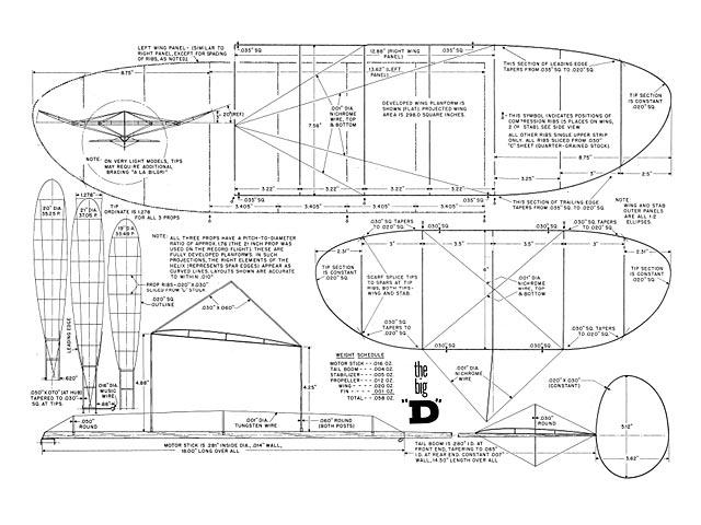 Big D - plan thumbnail image