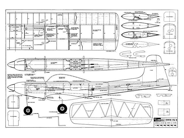 Kwik Fli II - plan thumbnail image