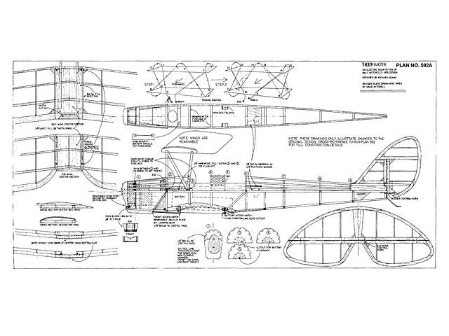 Tiger Moth - plan thumbnail image