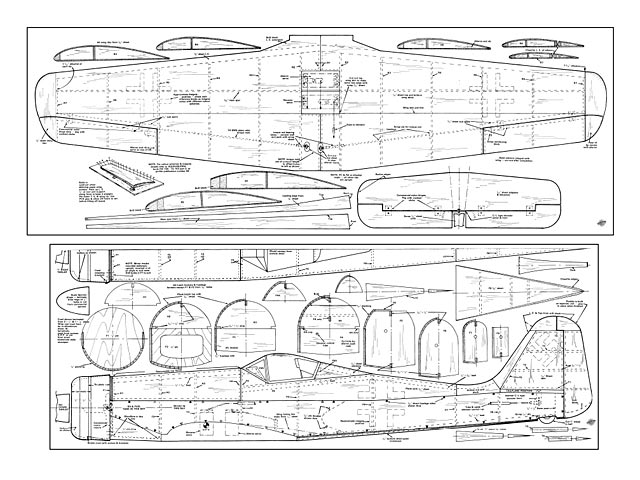 focke-wulf fw 190d plan - free download