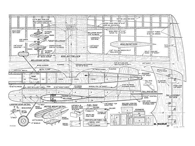 El Diablo - plan thumbnail image
