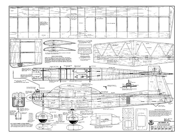 Aero Commander 100 - plan thumbnail image
