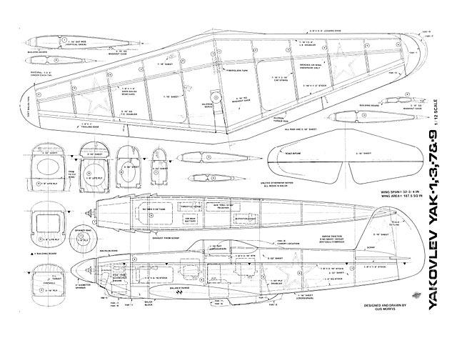 Yak-1 - plan thumbnail image