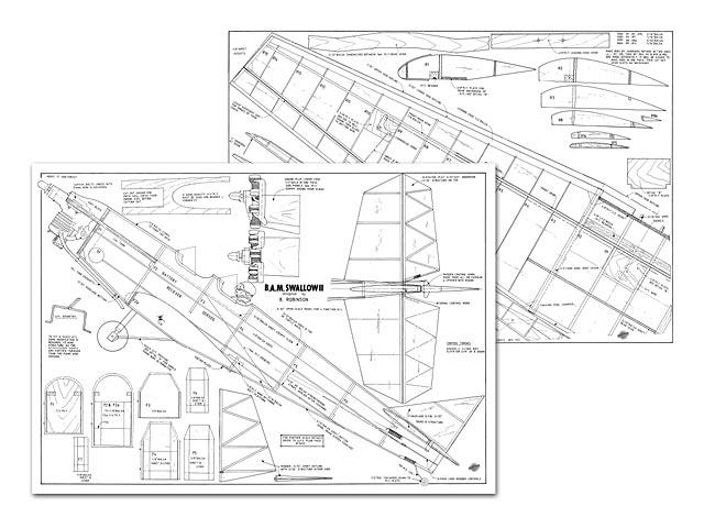 BAM Swallow II - plan thumbnail image