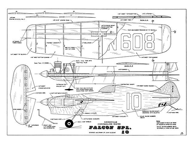 Falcon SPL 10 - 7864