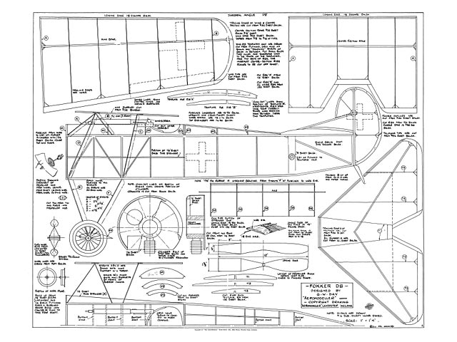 Fokker D8 - 7868