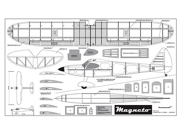 Magneto - 7873