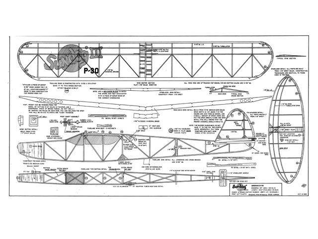 Sundog III P-30 - 7880