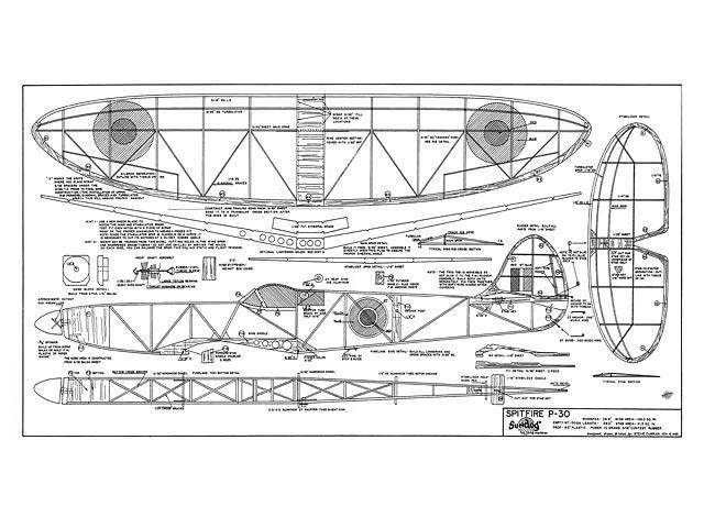 Spitfire - 7881